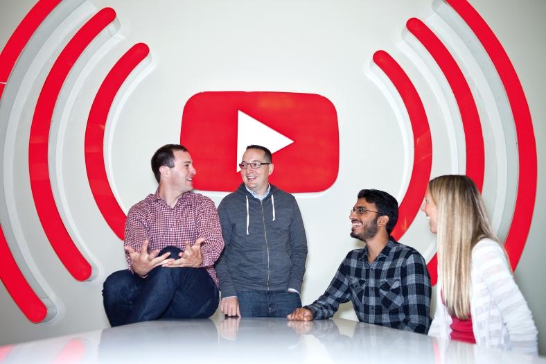 YouTube 505,347,842 canales en cada pantalla