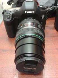 Camara Canon 5D