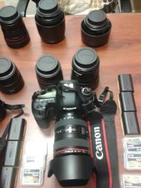 Cámaras Canon 5D Mark III